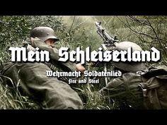 Mein Schlesierland - Wehrmacht Soldatenlied - YouTube