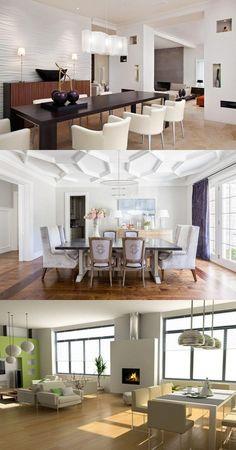 Modern Italian Dining Room Designs  Dining Room Designs Fair Trends In Dining Rooms Design Decoration