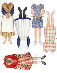 Kathleen: American Girls Magazine Paper Doll, Pleasant Company