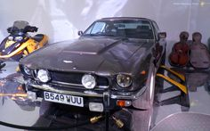 bond cars and vehicles | Bond Cars, Top Gear & others at Beaulieu National Motor Museum