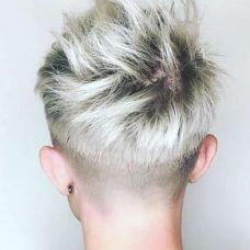 Short Hairstyle 2018 - 10