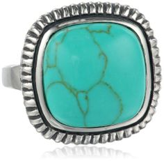 Sterling Silver Turquoise Square Cushion Ring, Size 7 Amazon Curated Collection,http://www.amazon.com/dp/B009YPTQ8Y/ref=cm_sw_r_pi_dp_YxxLsb1VD6X6MWX6