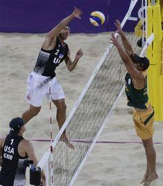 love the men's tank top- black is classic London Olympics Beach Volleyball Men #9inesports