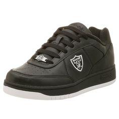 Oakland Raiders NFL Team Reebok Recline Black Shoes Officially Licensed 12 NEW! | Sports Mem, Cards & Fan Shop, Fan Apparel & Souvenirs, Football-NFL | eBay!