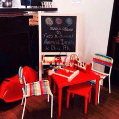 Nueva zona infantil con cuidadora-animadora los fines de semana también en nuestro restaurante de Alberto Alcocer