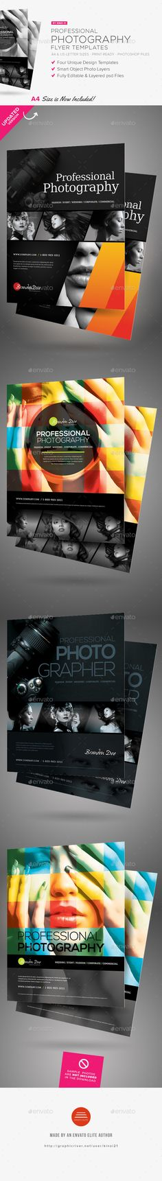 #Professional #Photography Flyers