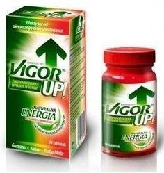 VIGOR UP! x 60 tablets, yerba mate benefits, male enhancement pills