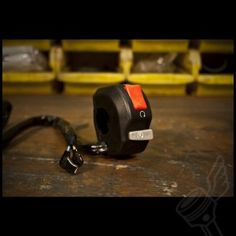 On/Off & Starter Switch | Retro Motorcycle Headlight Kill Switch