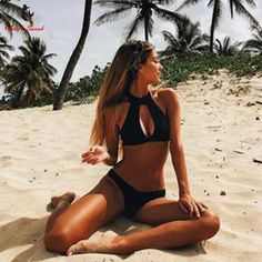 SARAH Halter Bikini