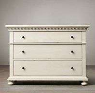 "St. James 3-Drawer Dresser - 51""W X 22""D X 36""H $1115"