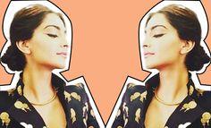 How To Do A Fierce Eyeliner Like Sonam Kapoor | Hauterfly