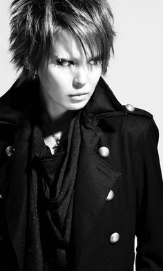 exist†trace Omi #existtrace #jrock #visualkei #japan #girlsrock #guitar