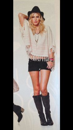Minus the boots?