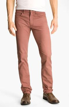 Marc By Marc Jacobs Slim Fit Pants: Looking for the perfect pant for your man? Look no further! These slim fitting pants are fashionable, flattering, and super soft.