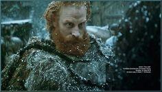"S5-E7 ""The Gift"" Lord Commander Jon Snow (Kit Harington) and Tormund Giantsbane (Kristofer Hivju) .. Airdate: 24 May 2015 Screencaps & Edits: T. Richards"