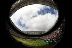 Centre Court is shown on Day Nine of The Championships 2012. - Tommy Hindley/AELTC