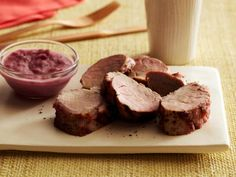 Use the fruit of a cactus as the base for this sweet and tart barbecue sauce that is a great topping for grilled pork.