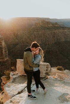 Grand Canyon Couples Shoot – Arizona Adventure Session — California Wedding and Elopement Photographer Grand Canyon Couples Engagements – Carrie Rogers Photography – CA – Arizona Wedding Photographer – Adventure Session …