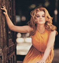 The gorgeous Ann-Margret #bianchissalon #bianchisinspiration