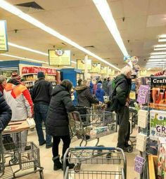 BERNIE SANDERS again proving how he truly is with us always and how amazing he is! Shopping for the holidays with the people in which he represents. We love you President Sanders.