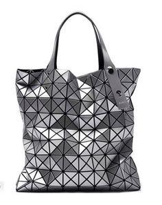 Bao Silver Bag By Issey Miyake
