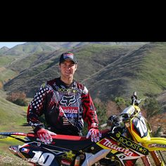 Ryan dungey <3 I will meet you some day!