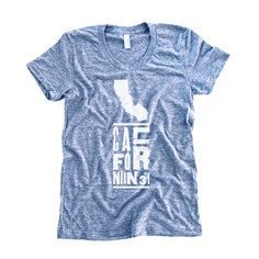 California Tee Women's, $25, now featured on Fab.