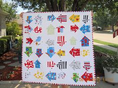 Dr. Seuss Quilt by crazymimisews