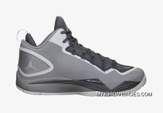 33920ff41fd0 Jordan Super.Fly 2 PO Mens Shoes Wolf Grey Cool Grey White 645058-003  Discount