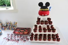More Mickey Mouse party Ideas