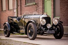 1936 Bentley Special  - On display in Essen Hall 3.0-115 | Classic Driver Market