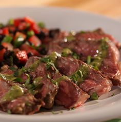 Keep the recipe for Rib Eye with Chili-Lime Caesar Marinade and Black Bean Salad on hand all summer long. You'll use the marinade on chicken, vegetables and fish. The salad goes well with most anything.