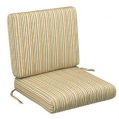 On Deluxe Universal Outdoor Chair Cushions