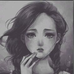 Shared by Angie G. Find images and videos about girl, beautiful and anime on We Heart It - the app to get lost in what you love. Drawing Practice, Find Image, Art Drawings, Anime Art, Mona Lisa, Halloween Face Makeup, Illustration Art, Photos, Artwork