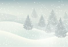 How to Create a Wintry, Snow Background in Adobe Illustrator