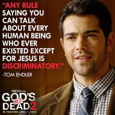 If you liked God's Not Dead, you are going to LOVE God's Not Dead 2, which opens in theaters April 1, 2016. You'll be challenged and inspired to stand strongly in your faith. Where will YOU stand?