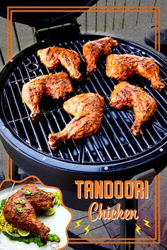A Bachelor and His Grill spices things up with his take on everyone's favorite Indian dish, chicken tikka masala. With his tandoori-style grilled chicken tikka masala recipe and the versatility of the Kamander grill, you'll get smoky, kamado grilled perfection that packs a wallop of flavor. The smell alone will make your mouth water. | Char-Broil