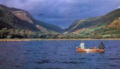 #Fliegenfischen in schottischen #Lochs ist etwas Besonderes.  Das Fliegenfischen in #schottischen Lochs ist etwas ganz Besonderes, der Angler läßt sich mit dem Boot treiben und führt kurze Würfe aus.  http://www.angelstunde.de/fliegenfischen-in-schottischen-lochs/