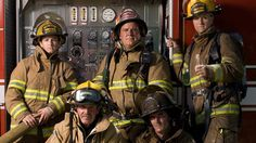Firefighters are a perfect example of everyday heroes. They don't have super powers but they put themselves in harms way to save the lives of others. In Harm's Way, The Lives Of Others, Super Powers, Firefighters, Fashion, Firemen, Moda, Fashion Styles, Fire Fighters