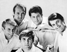 LEGIÃO DO ROCK AND ROLL: BEACH BOYS