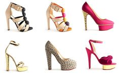 Delicious and Sexy High Heels by Charlotte Olympia - Diva Fabulosa
