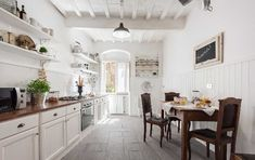 Apartment For Sale, Superb 2 Bed Apartment in Tuscany Italy, Arezzo, Tuscany Kitchen Drawing, Tuscan Kitchen, Apartment, Apartments For Sale, Mediterranean Homes, House, Country Style Kitchen, Home Decor, Kitchen Styling