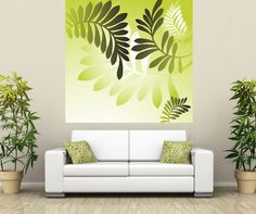 Wall Stencils for Painting   wall mural patterns on Contemporary Floral Wall Murals Designs ...