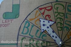 Lawn Twister - fun for Labor Day picnic! - DIY Show Off ™ - DIY Decorating and Home Improvement BlogDIY Show Off ™ – DIY Decorating and Home Improvement Blog