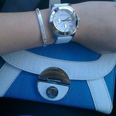 Marc by Marc Jacobs watch, via French Inhalee