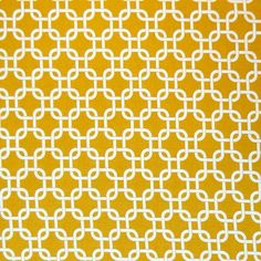 Sheetworld Links Fitted Bassinet Sheet Color: Mustard Yellow