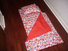 Amy Gabbard: Nap Mat Pattern -- Kindermat Cover Pattern