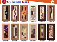 Om Sairam Door are betrothed in trading and supplying qualitative array of Digital Door Paper Print, Flush Door Design Paper Print, Door Paper Print, Decorat. Flush Door Design, Flush Doors, Paper Decorations, 3d Design, Printed, Digital, Holiday Decor, Youtube, Home Decor