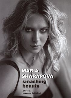 My Maria, Maria Sharapova Photos, Professional Tennis Players, Tennis Players Female, Img Models, Manny Pacquiao, Eva Marie, Beauty Photos, Athletic Women