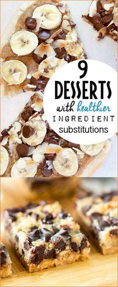 Healthier Dessert Op